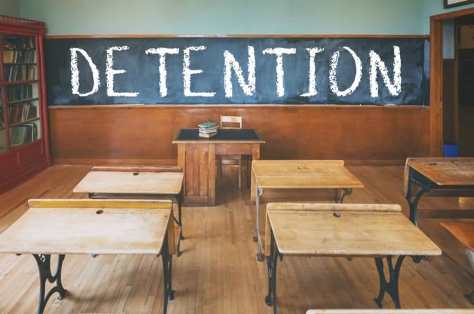 Detention Tuesday Official Launch