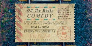 Wingin' It Wednesday presents Off the Rails Comedy
