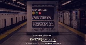 Substation with TRNMEUPSUM & 40oz