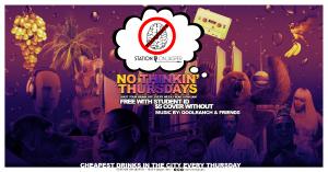No Thinkin' Thursdays